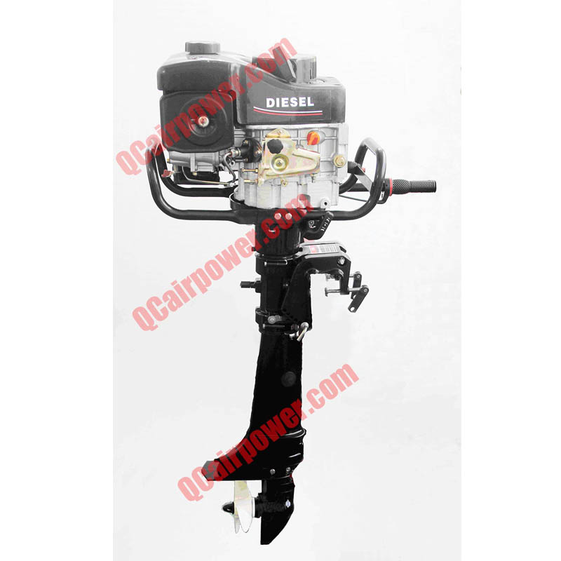 8.0 Outboard Diesel Engine QC8D-1