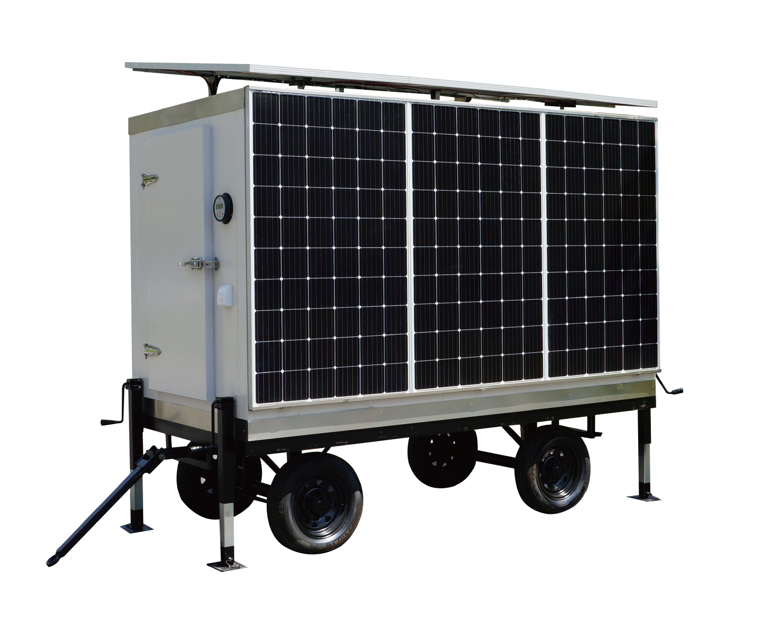 SMART SOLAR FREEZER / GENSET DUAL-USE COLD STORAGE